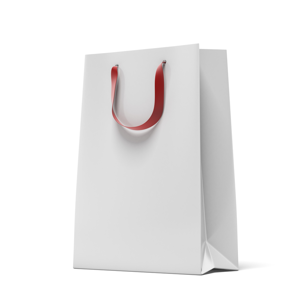 Einkaufstüte - Abwasserbehandlung der Papier- und Zellstoffindustrie